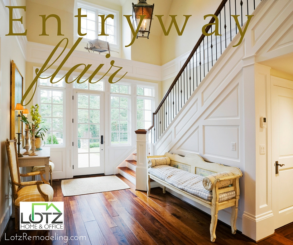 Fantastic Foyer Ideas To Make The Perfect First Impression: Foyer: Six Ways To Update Your Foyer