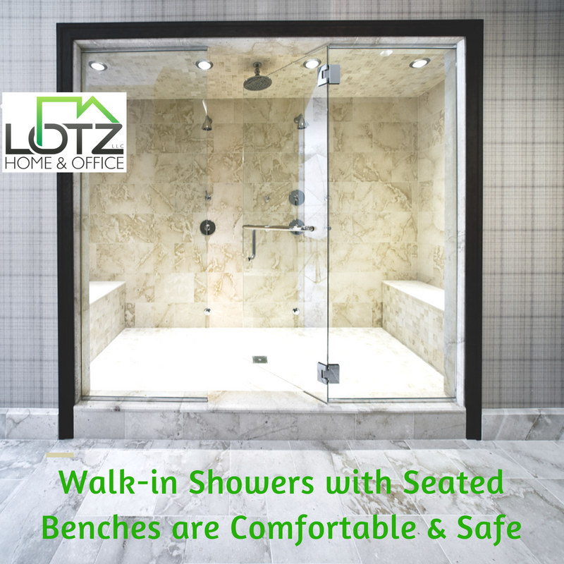 Walk In Shower With Bench Walk In Shower With Bench Video Remodeling Contractor In