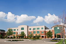 Medical Office Exterior Painting