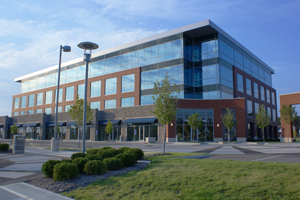 exterior office. Commercial Exterior Painting| Naperville, Schaumburg, Lisle | Lotz Home And Office E