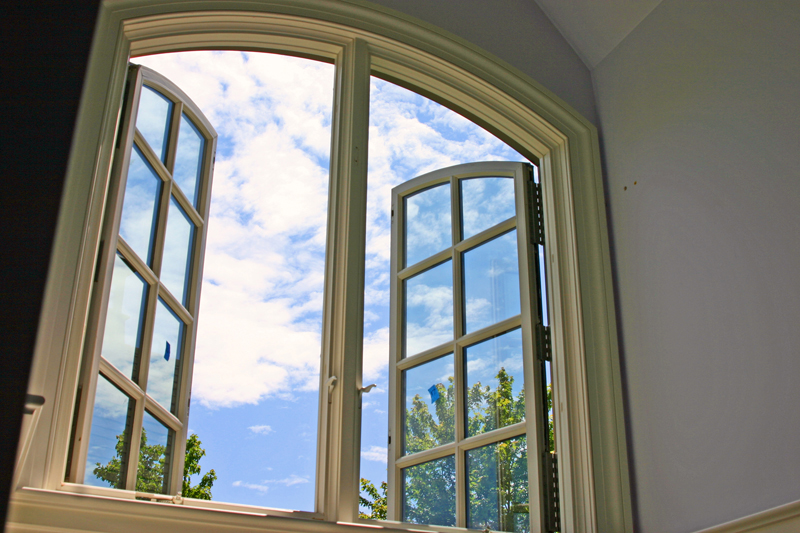 Window Painting Staining Window Trim Molding