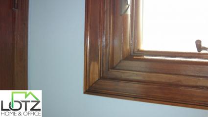 Window Staining