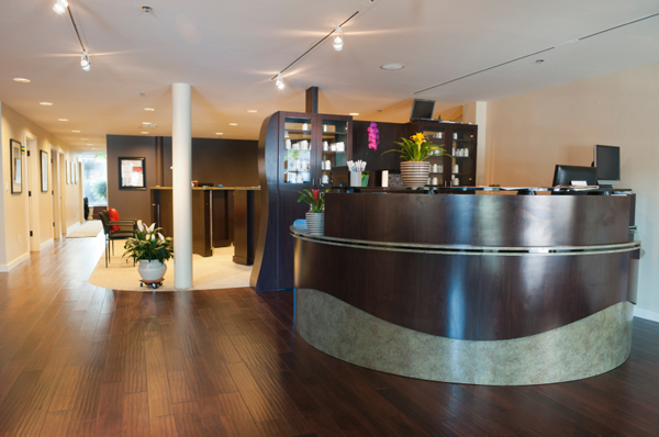 Office Reception Remodeling   Design Ideas