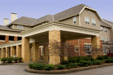 Assisted Living Multi-Buiding Exterior Painting