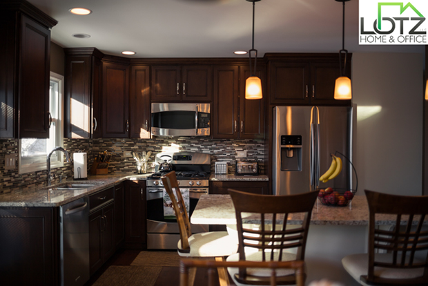 kitchen remodeling project - lotz remodeling